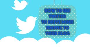 الحصول على زوار من تويتر