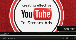 اعلانات أدورد على يوتيوب